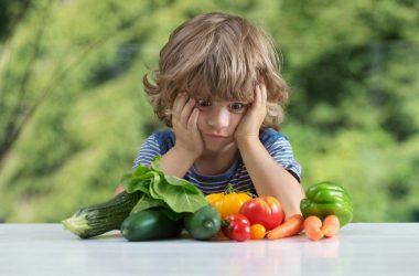 foto_bimbo non mangia verdure