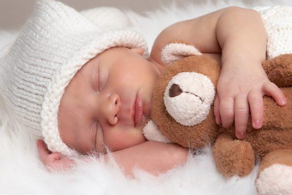 foto_neonato che dorme