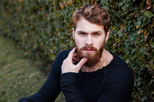 foto_uomo con barba